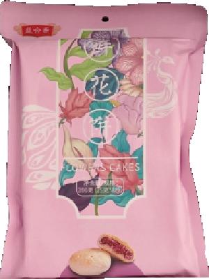 有机玫瑰乐虎app饼
