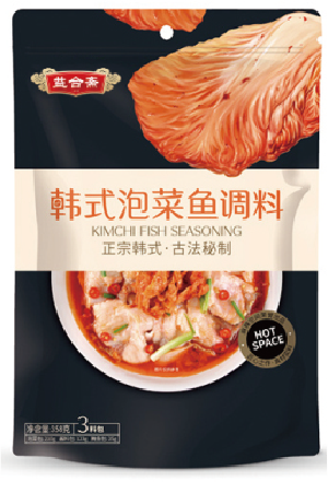 韩式泡菜鱼调料