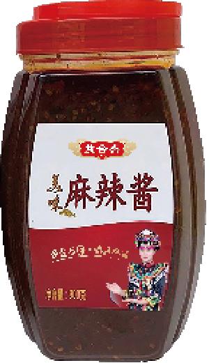 美味麻辣酱(900g)