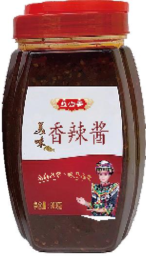 美味香辣酱(900g)