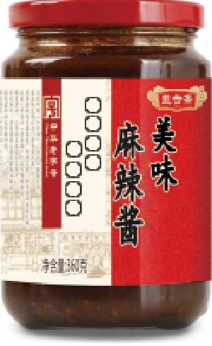 美味麻辣酱(360g)