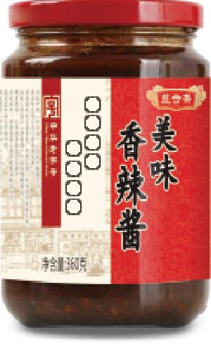 美味香辣酱(360g)